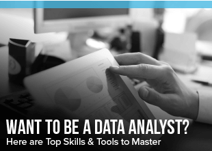 Want to Be a Data Analyst? Here are Top Skills & Tools to Master