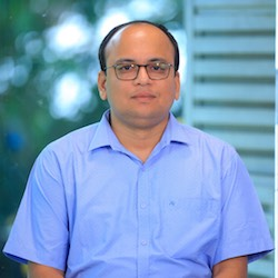 Prof Nayan Khare, Program Co-ordinator,BITS Pilani